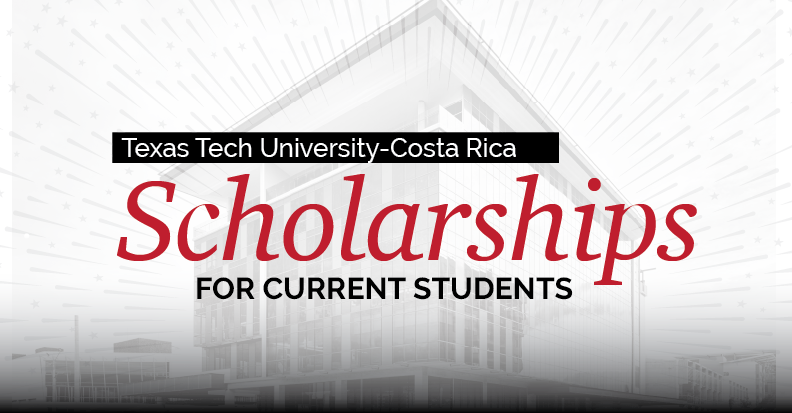 scholarships for current students