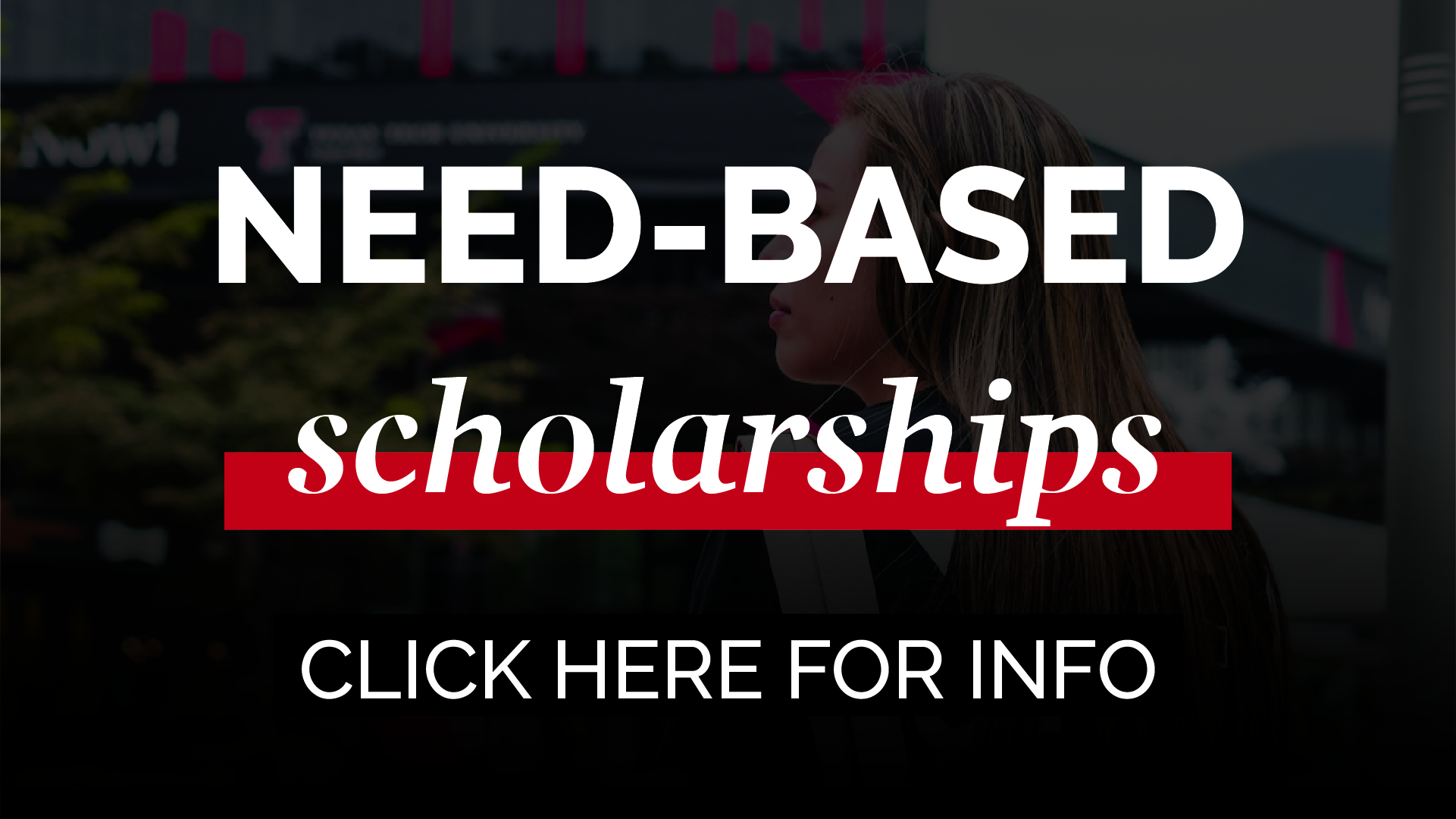 need based scholarships